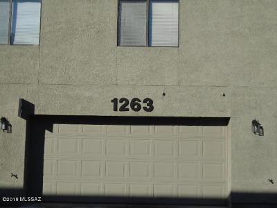 Mountain View Condos. (1-76), Mountain View Terrace(1-117) Condo For Sale: 1263 E Weimer Circle #62