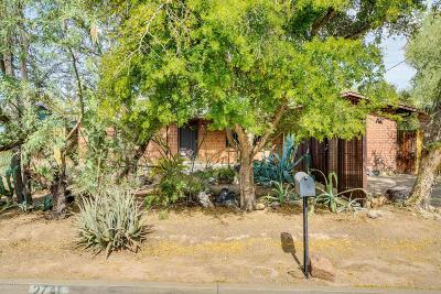 Tucson Single Family Home For Sale: 2741 N Sparkman Boulevard