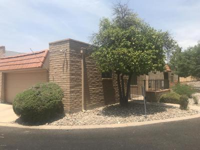 Tucson Townhouse Active Contingent: 2038 S Birdie Ci Circle