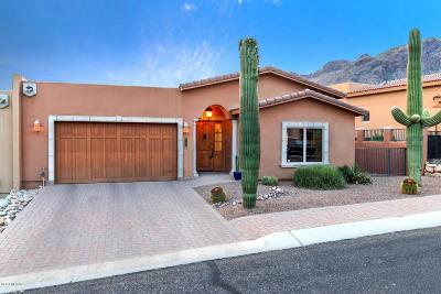 Tucson Townhouse For Sale: 7613 N Viale Di Buona Fortuna