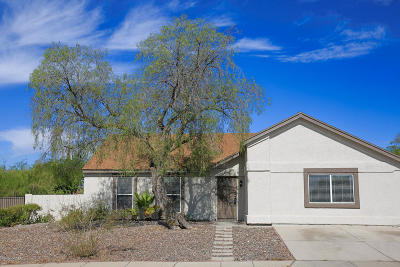 Tucson Single Family Home For Sale: 1625 N Atwood Avenue