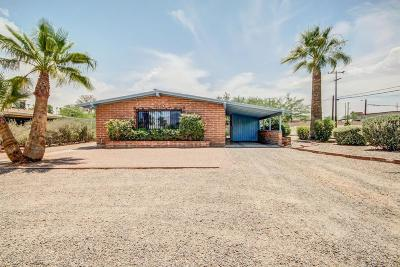 Tucson Single Family Home For Sale: 5602 E 4th Street