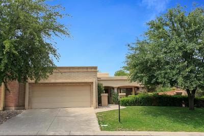 Tucson Townhouse For Sale: 6981 E Calle Morera