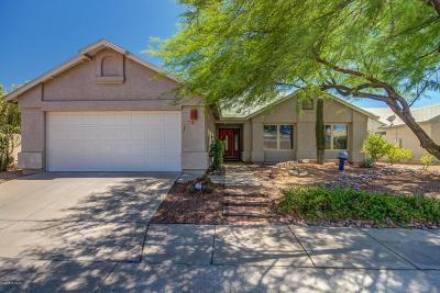 Single Family Home For Sale: 2821 W Camino De La Joya