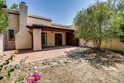 Tucson Townhouse For Sale: 2961 E Weymouth Street