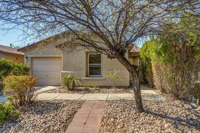 Pima County Single Family Home Active Contingent: 3152 W Treece Way