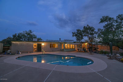 Tucson Single Family Home For Sale: 9301 E Kayenta Drive