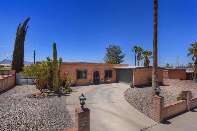 Tucson Single Family Home For Sale: 2309 N Camino Emiliano