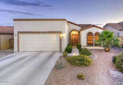 Oro Valley Single Family Home For Sale: 14277 N Copperstone Drive