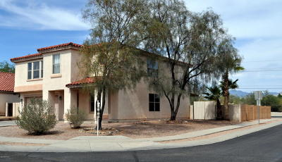 Tucson Single Family Home Active Contingent: 8542 N Deer Valley Drive