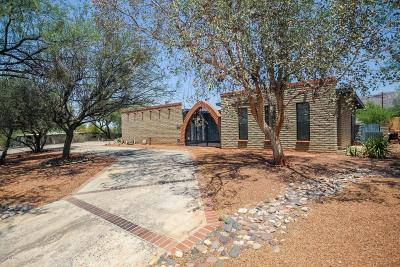 Tucson Single Family Home For Sale: 9281 E Summer Trail