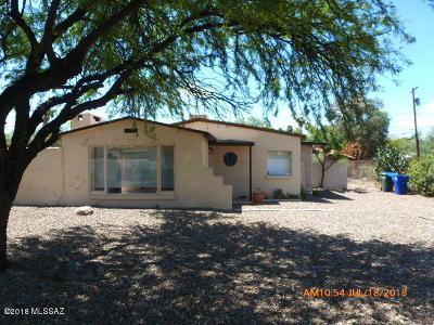Single Family Home For Sale: 2020 E Grant Road
