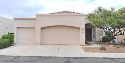 Oro Valley Single Family Home For Sale: 11971 N Labyrinth Drive