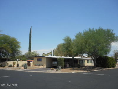 Pima County, Pinal County Manufactured Home For Sale: 199 W Cedro Drive