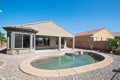 Marana Single Family Home For Sale: 12696 N New Reflection Drive