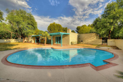 Tucson Single Family Home For Sale: 12345 E Barbary Coast Road