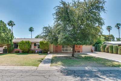 Tucson Single Family Home For Sale: 3509 N Fox Avenue