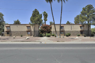 Pima County Condo For Sale: 3357 N Country Club Road