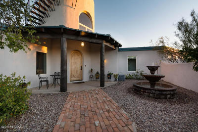 Pima County Single Family Home For Sale: 13952 N Oracle Road