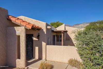 Tucson Townhouse For Sale: 4525 E La Choza