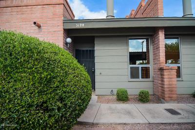Tucson Townhouse For Sale: 3128 N Columbus Boulevard
