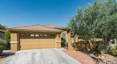 Marana Single Family Home Active Contingent: 13624 N Heritage Canyon Drive