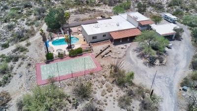 Tucson Single Family Home For Sale: 3400 S Saguaro Shadows Drive