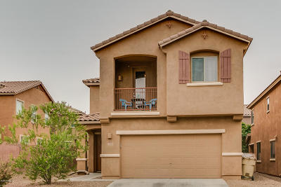 Single Family Home For Sale: 13882 S Camino Nudo