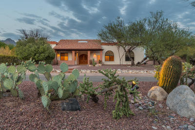Tucson Single Family Home For Sale: 6760 N Calle Lomita
