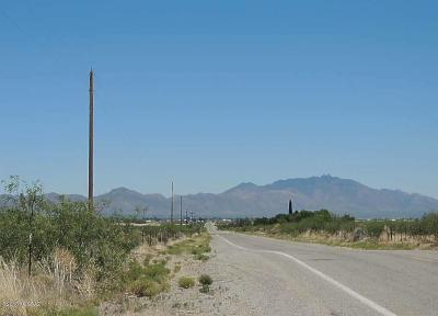 Cochise County Residential Lots & Land For Sale: 1245 Acres On Airport Road
