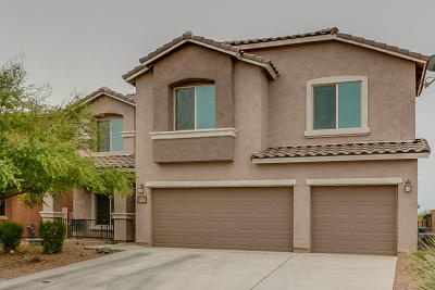 Sahuarita Single Family Home For Sale: 635 W Calle Sombra Linda