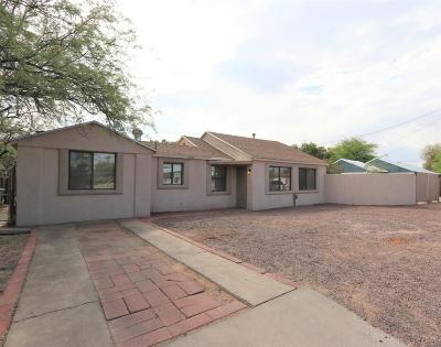 Tucson Single Family Home For Sale: 2535 N Palo Verde Avenue