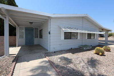 Pima County Manufactured Home For Sale: 281 W Pinon Drive