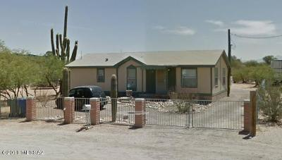 Pima County Manufactured Home Active Contingent: 7033 S 6th Avenue