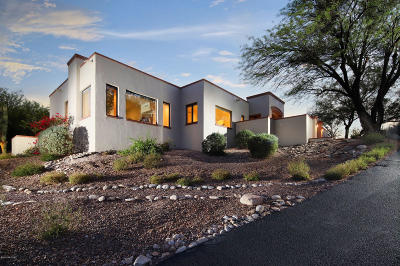 Tucson Single Family Home For Sale: 4825 N Camino Sumo