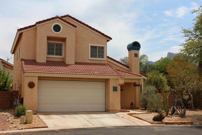 Oro Valley Single Family Home For Sale: 662 W Kidd Place