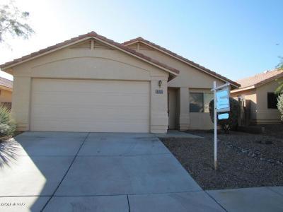 Tucson AZ Single Family Home For Sale: $195,000