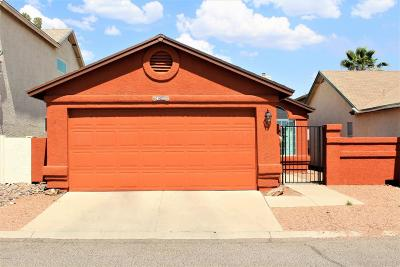 Pima County Single Family Home For Sale: 8740 N Lacerta Lane