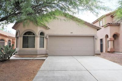 Sahuarita Single Family Home For Sale: 448 E Camino Limon Verde