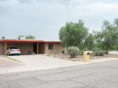 Pima County Single Family Home For Sale: 2900 W Tania Place