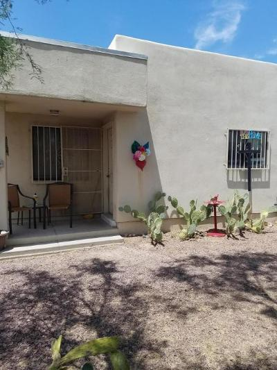 Pima County, Pinal County Single Family Home For Sale: 29 W Lee Street