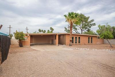 Tucson Single Family Home For Sale: 937 N Miller Drive