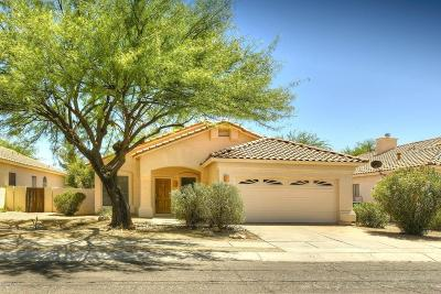 Tucson Single Family Home For Sale: 7730 E Calle Del Minique