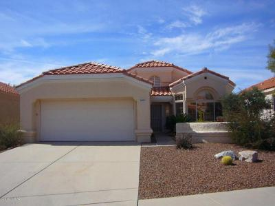 Oro Valley Single Family Home For Sale: 14215 N Trade Winds Way