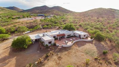 Pima County Single Family Home For Sale: 15110 W Arivaca Road