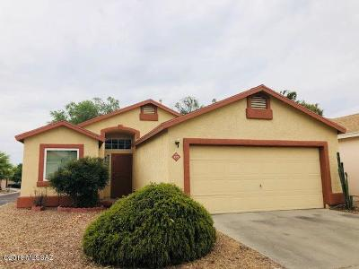 Pima County Single Family Home For Sale: 4301 W Hobby Horse