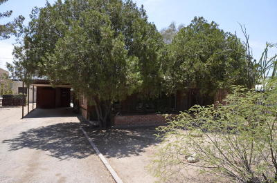 Pima County Single Family Home For Sale: 3026 E Loretta Drive