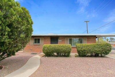 Pima County, Pinal County Single Family Home For Sale: 2777 N Alvernon Way