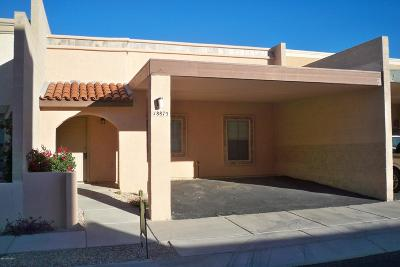 Pima County, Pinal County Townhouse For Sale: 18879 S Mayford Avenue
