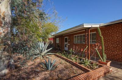 Pima County Single Family Home For Sale: 6170 E 2nd Street